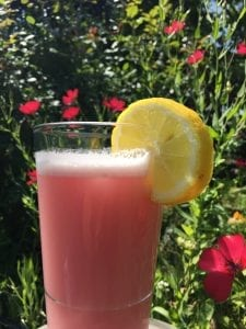 strawberry-lemonade-protein-drink